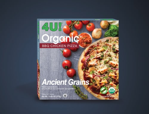Better 4U Organic Pizza